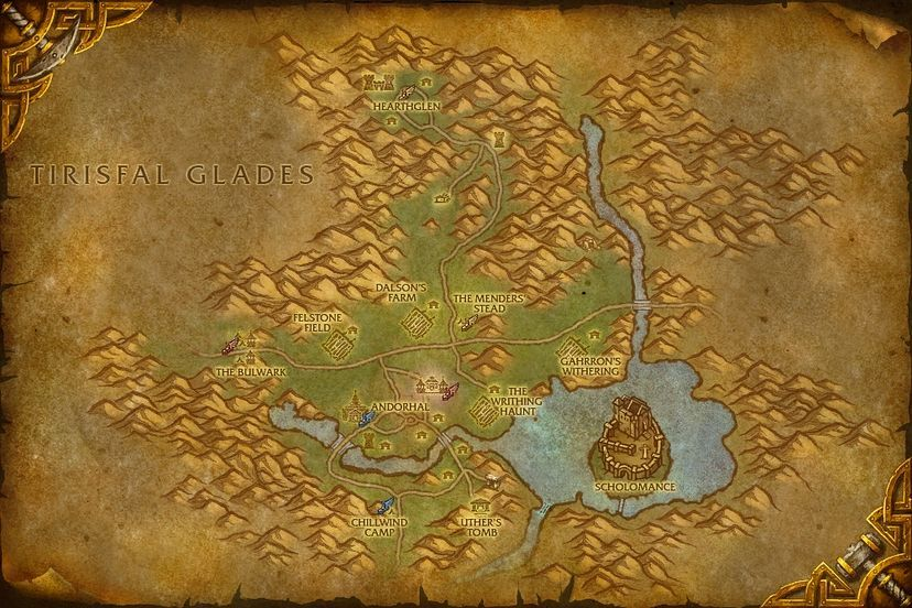 The weeping cave western plaguelands map world of warcraft cataclysm the weeping cave gumiabroncs Gallery