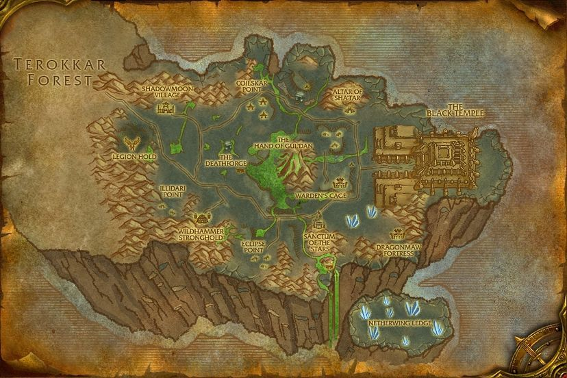 Eclipse point shadowmoon valley map world of warcraft cataclysm shadowmoon valley eclipse point gumiabroncs Image collections