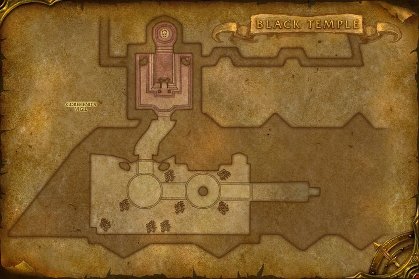 Black Temple attunement   WoWWiki   FANDOM powered by Wikia