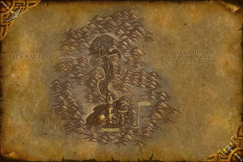 Side entrance deadwind pass map world of warcraft cataclysm