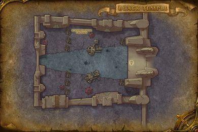 gurtogg bloodboil black temple map world of warcraft cataclysm