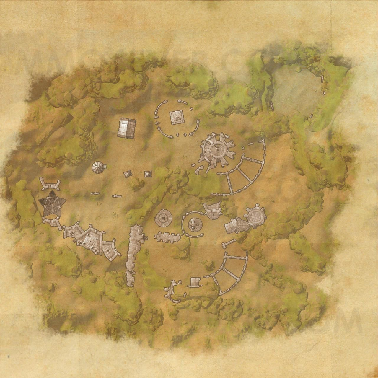 At the head of the class. - Skyshard - The Elder Scrolls Online Maps
