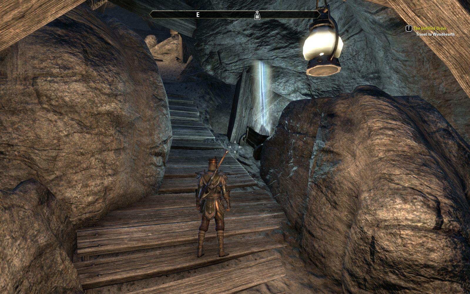 Mined Up In A Barrow Skyshard The Elder Scrolls Online Maps