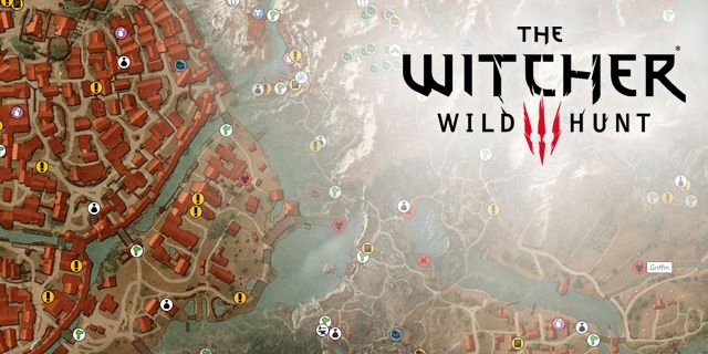 The Witcher 3: Wild Hunt Maps & Quests