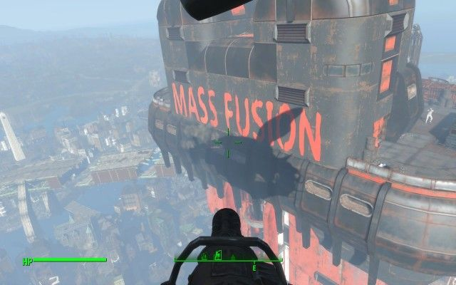 Fly to Mass Fusion or Inform the Institute