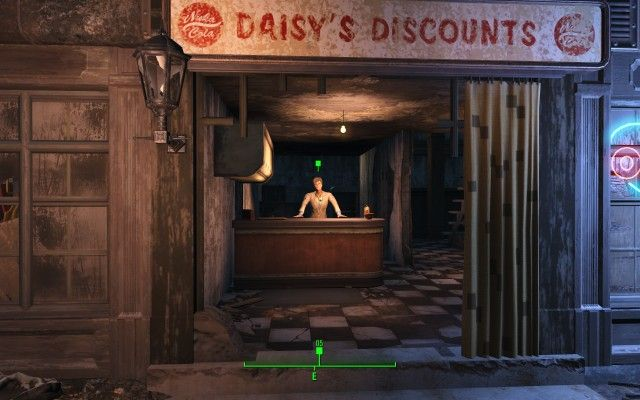 Bring cure to Daisy in Goodneighbor