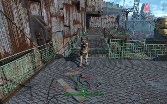 Show Dogmeat the Cigar