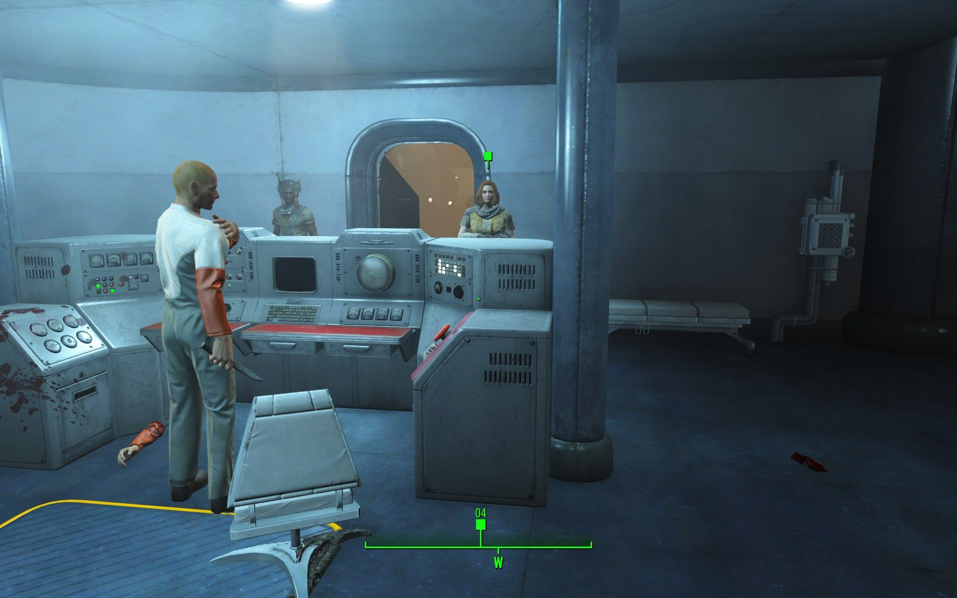 how to give self fusion core fallout 4