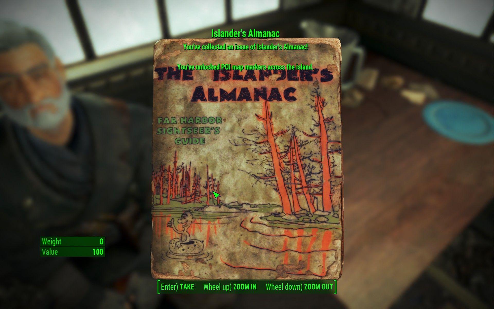 Islander S Almanac