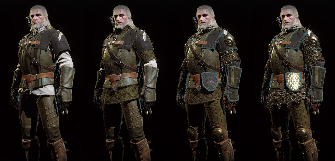Griffin School Gear Quests The Witcher 3 Wild Hunt Maps